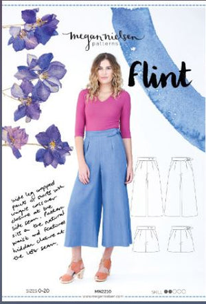 Megan Nielsen, Flint sewing pattern