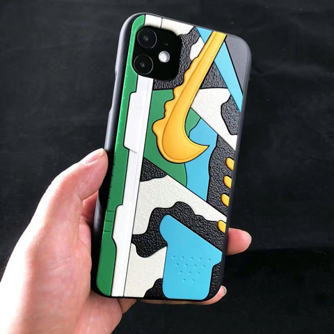 3d chunky dunky iphone case
