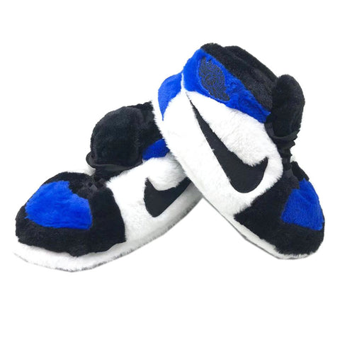 Retro High Sneaker Slippers