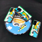 ben and jerrys chunky dunky iphone case