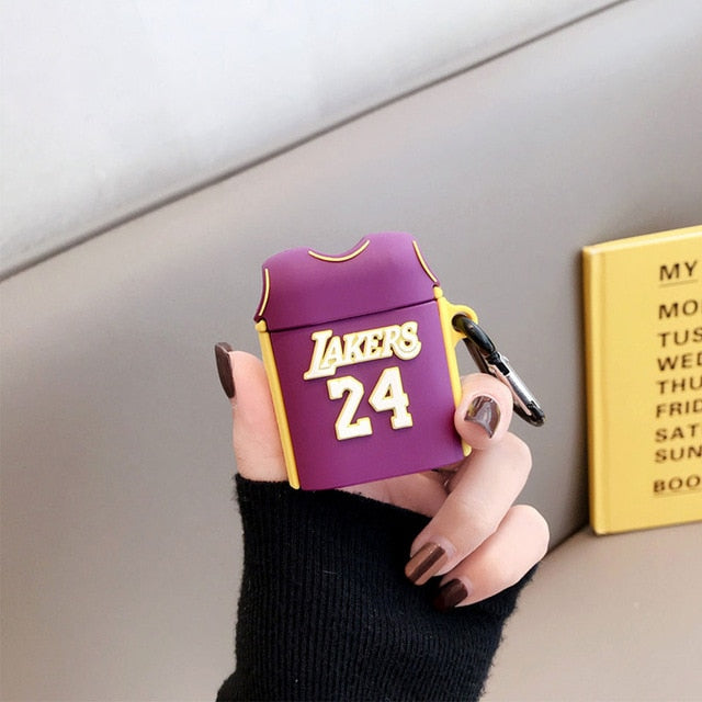 lakers airpod case