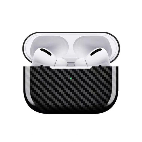 carbon fiber airpod pros case