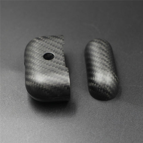 carbon fiber matte airpod case