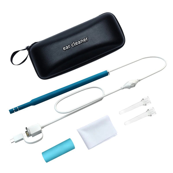 EarTactic 3-in-1 USB Cleaning Endoscope Kit