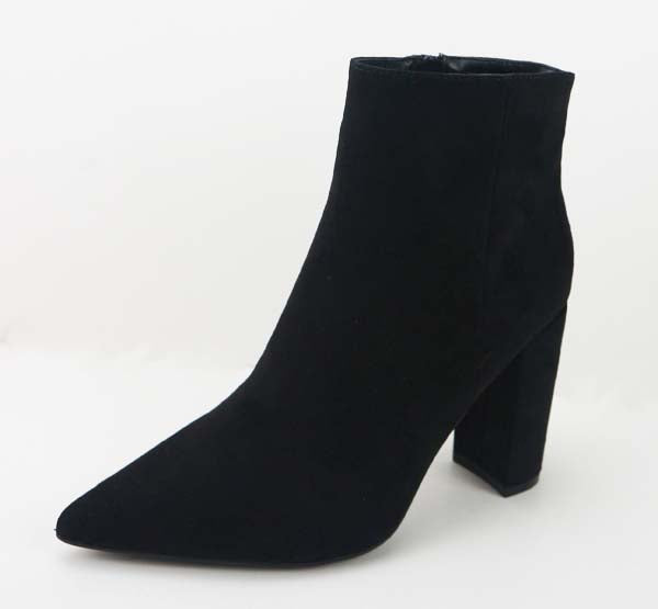 Bellflower Bootie- Black