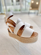 Load image into Gallery viewer, Alpine Wedge- White