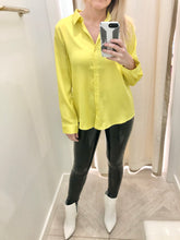 Load image into Gallery viewer, Melissa Blouse - Lime