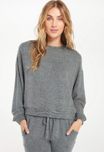 Load image into Gallery viewer, Noa Pullover- Ash Green