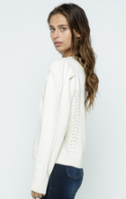 Load image into Gallery viewer, Carter Sweater- Ivory