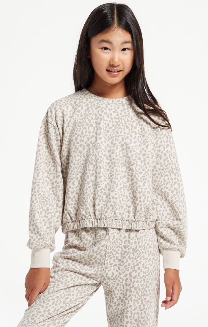 GIRLS Carmen Pullover