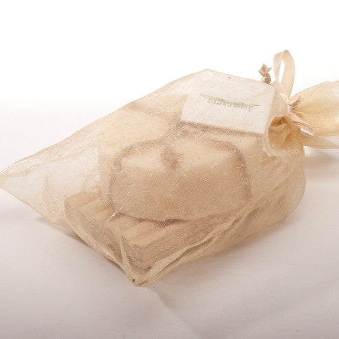 Organza bag - Gift Packaging - Asparagus Soap - 2