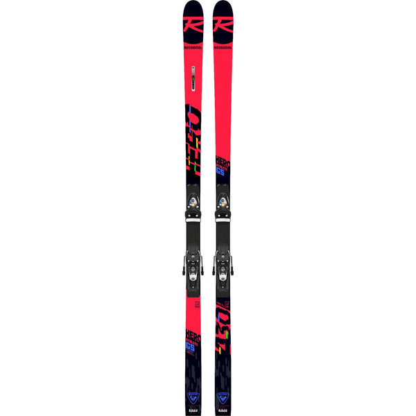 Rossignol ski set HERO ATH GS(R22)/SPX15
