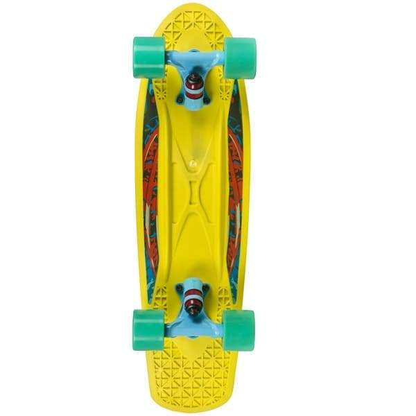 CHOKE cruiser Spicy Sabrina Supercruiser Yellow Green ŽUTA