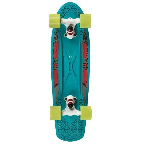 CHOKE cruiser Spicy Sabrina Supercruiser Forest Green ZELENA