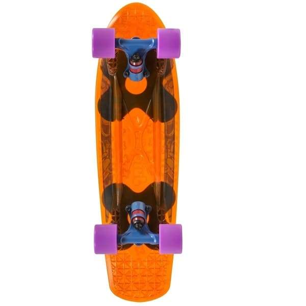 CHOKE cruiser Spicy Sabrina Supercruiser Elite Clear Red CRVENA