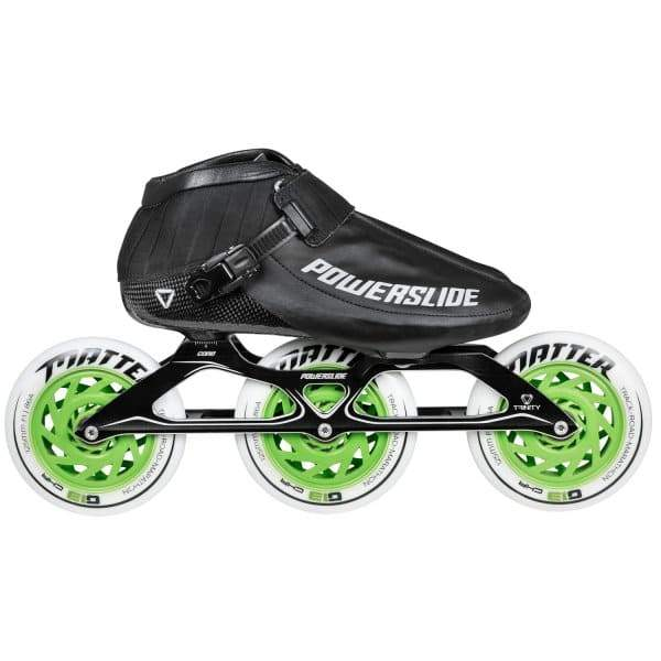 Powerslide ICON Wind Triskate role su vrhunac performansi kod inline speed skatinga.