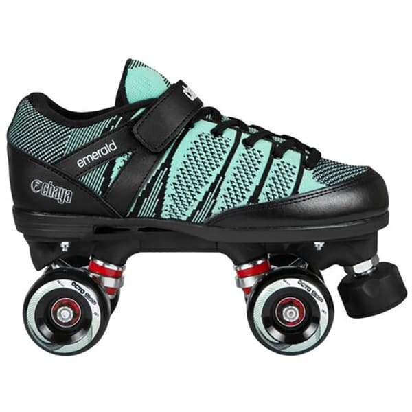Chaya Emerald Soft spada u entry level roller derby rolu.