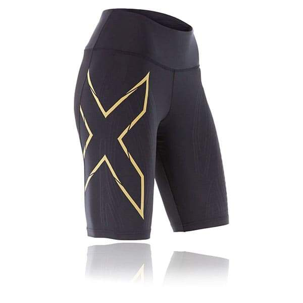 2XU tajice kratke MCS Run Compression Short CRNA