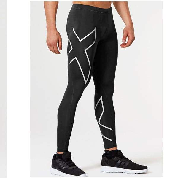 2XU tajice Compression Tights CRNA