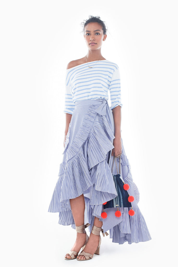 J.Crew Takes GAIA to New York Fashion Week