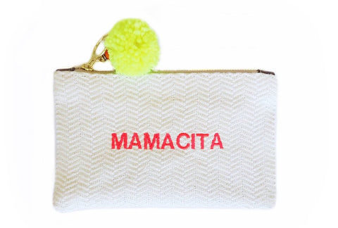 GAIA Text Pouches Mamacita