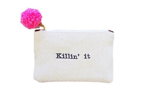 GAIA Text Pouches Killin' It