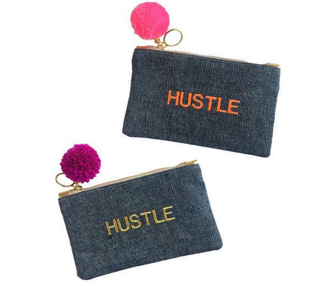 GAIA Text Pouches Hustle