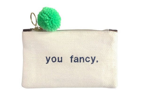 GAIA Text Pouches You Fancy