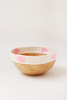 Indego Africa - Pink Triangle Copabu Bowl