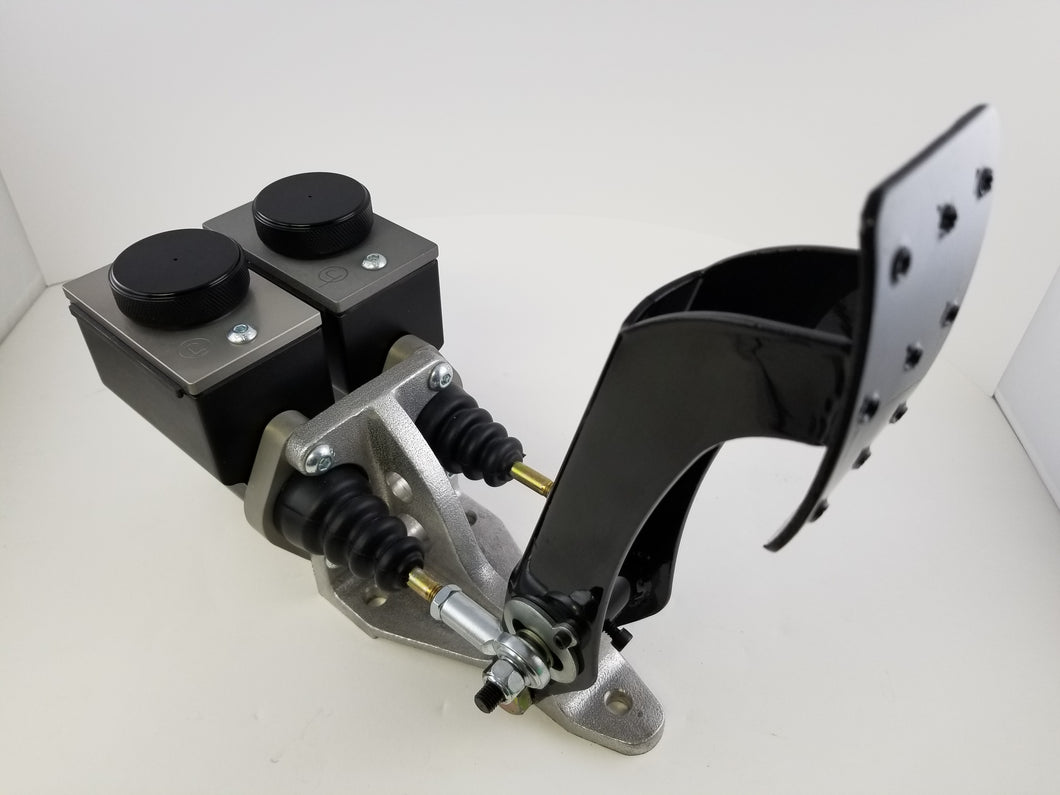 JCA3 Series - Dual Master Cylinder Front and Rear Pedal Assembly