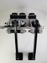 Load image into Gallery viewer, JCA4000-3S3S34 - Reverse Swing Triple Master Cylinder Pedal Assembly