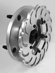 JDB202BB - Rear Hub Kit