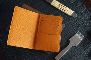 Leathercraft Workshop - Trench Pocket Card Holder
