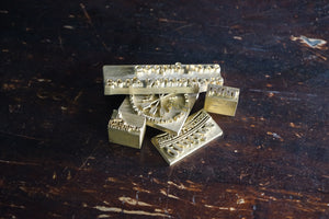 Custom Solid Brass Mold