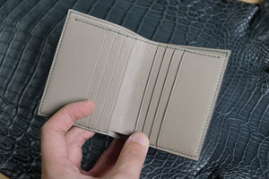 Leathercraft Workshop - Mid Wallet