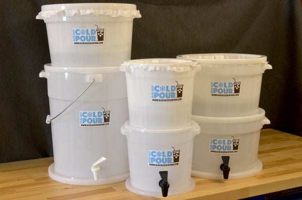 Cold Pour 1 Gallon Home Brewing Kit