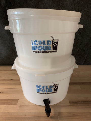 Cold Pour 2 gallon Commercial Brewing Kit