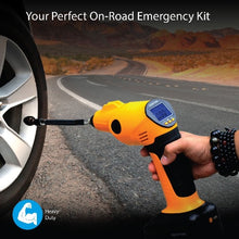 Load image into Gallery viewer, PROMATE Portable Air Compressor With Built-In Tire Pressure Monitor