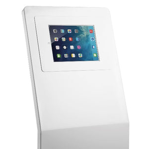 BRATECK Free-Standing IPad Display Kiosk. Fits Apple 9.7'/12.9' IPads.
