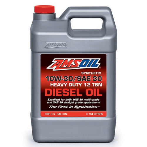 10W-30/SAE 30 Synthetic Heavy-Duty Diesel Oil