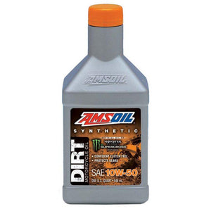 10W-50 Synthetic Dirt Bike Oil