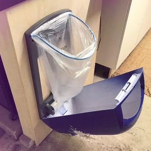 BIN - with inbuilt Multiliner dispenser