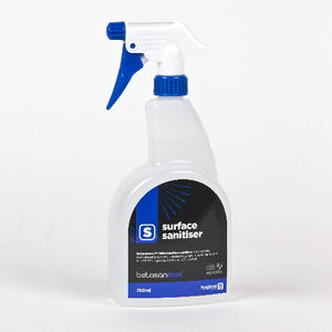 Betasanmax 70% Alcohol Surface Sanitiser 750ml