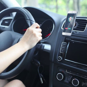 PROMATE Universal Mini Magnetic Car AC Vent Smartphone Holder.