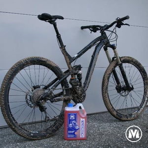Cyclemuck Clean 5 litre with Squirter ProMax
