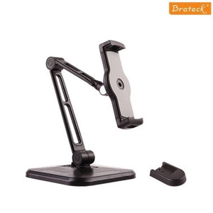 BRATECK Phone/Tablet Desktop Stand. Ideal For 4.7'~12.9' Devices.
