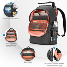 Load image into Gallery viewer, EVERKI Contemporary Commuter Laptop Backpack, Up To 15.6-Inch.