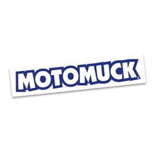 Load image into Gallery viewer, Large Motomuck sticker/decal (1000mm)