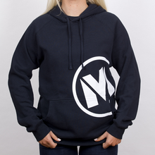 Load image into Gallery viewer, Unisex Navy Hoodie