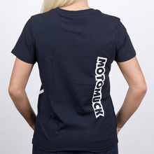 Load image into Gallery viewer, Women's Navy T-shirt